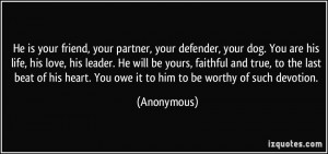 Anonymous Quotes About Life And Love