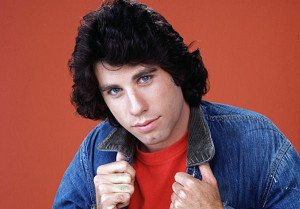 Vinnie Barbarino on ABC's Welcome Back, Kotter, saddled with lines ...