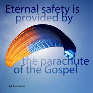 Parachute of the Gospel