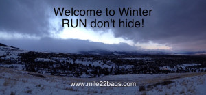 winter run don t hide running motivation quotes inspirational quotes ...