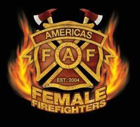 Female Firefighter Image