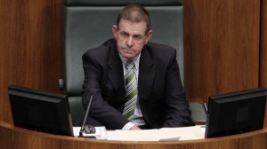 Queensland Liberal MP Peter Slipper looks set to be the new Speaker in ...