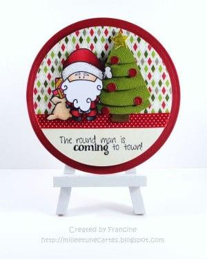 Christmas/Weihnachten/Noël - tuto sapin
