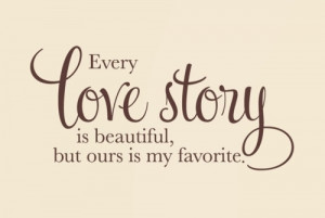 love story, quotes