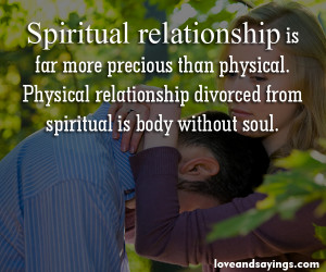Spiritual Quotes On Relationships
