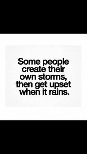 So true! I hate drama!