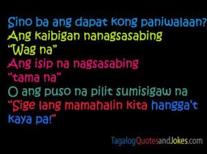 Images Tagalog Love Quotes Sapat Sakin Wallpaper