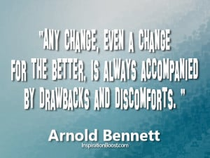 nothing will change change your direction a change for better