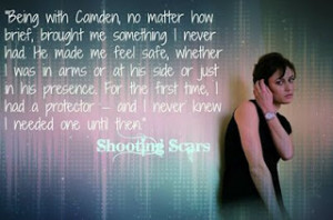 Review: Shooting Scars (The Artists Trilogy #2) by Karina Halle