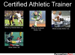 Student Athletic Trainer Quotes