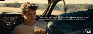 quotes from on the road on the road quotes on the road movie fan art ...