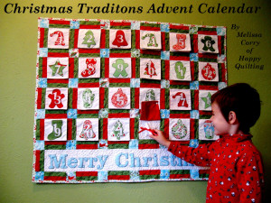 Traditions Advent Calendar