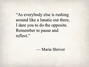 ... Shriver, author and journalist - Purple Clover - Purple Clover #quotes