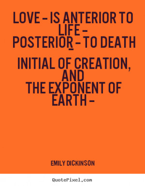 Emily Dickinson Quotes...