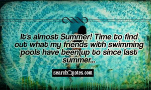 Funny Summer Quotes & Sayings