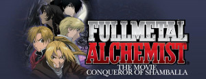 Full Metal Alchemist The Conqueror Shamballa