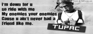 Tupac Quotes Profile Facebook Covers