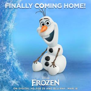 Disney Princess Olaf The Snowman