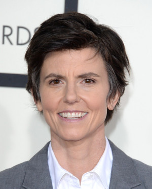 Tig Notaro Comedienne Tig Notaro attends the 56th GRAMMY Awards at