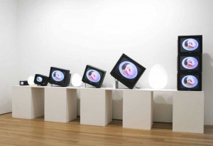 Nam June Paik @ James Cohan Gallery, New York