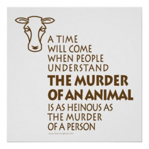 Animal Rights Quote Posters