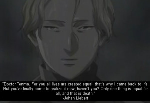 Re: The most memorable anime quote?
