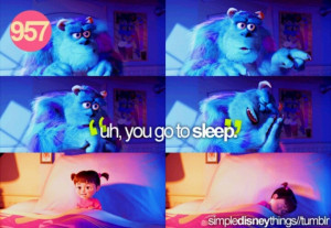 cute monsters inc quotes