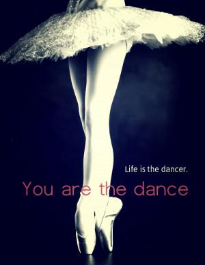 Ballet Quotes Yeii Heart
