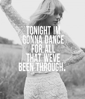 Dancing is a great stress reliever, now if I could just find my old ...