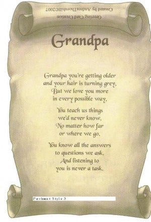 Funeral Quotes For Grandfather Quotesgram