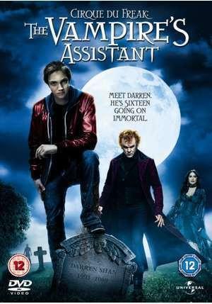 The Vandires Assistant...