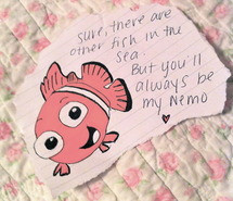 couple, cute, fish, love, nemo, other, packme, romance, sea, the