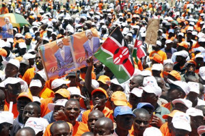 Contentious Quotes Upend Kenya Presidential Vote