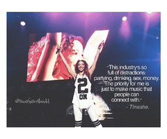 Tinashe Quotes From