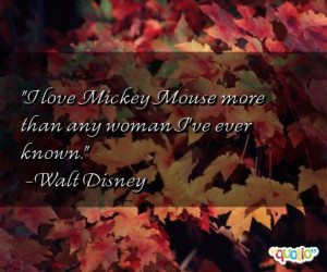 Mickey Quotes