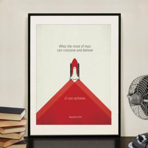 Space Exploration - Napoleon Hill
