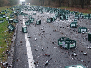 The Most Unfortunate Alcohol Accidents Of All Times.....Really Sad!!!