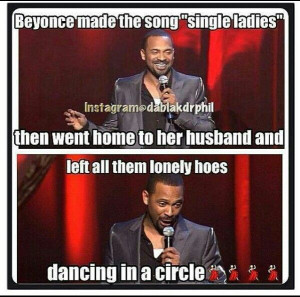 Mike Epps Beyonce