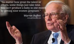 What Bill Gates learned about Business from Warren Buffett