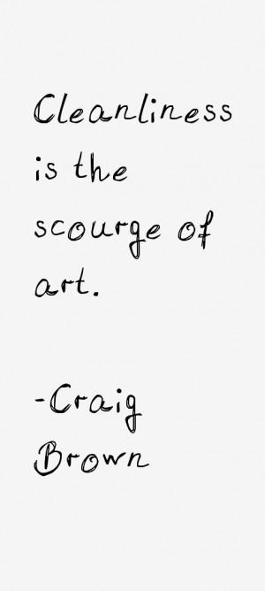 Craig Brown Quotes & Sayings