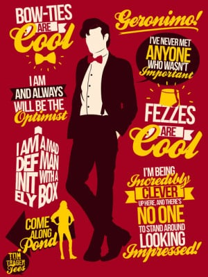 doctor who the eleventh doctor quotes