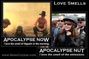 Sarah Palin - Apocalypse Nut