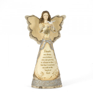 With Sympathy Angel