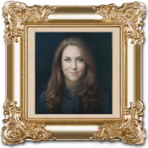 These are the kate middleton royal portrait paul emsley Pictures