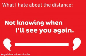 Here are 50 all time best Long Distance Relationship Quotes. These ...