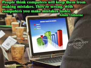 Computer Science Quotes Famous Funny