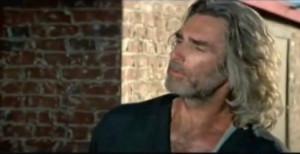 Brad Pitt comoTristan en Leyendas de pasión, de Edgard Zwick, 1994.