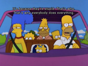 Homer Simpson Quotes Pictures