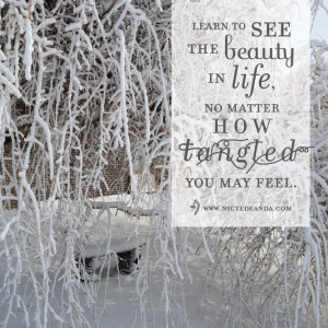 ... beauty #nature #blizzard #snow #trees #inspiration #quote #life
