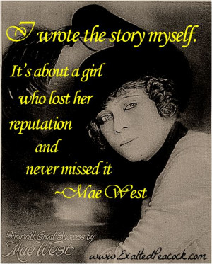 mae west quotes mae west fearless